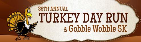 35th Annual Turkey Day Run & Gobble Wobble Prepares to Break Records